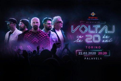VOLTAJ - 22 FEBBRAIO