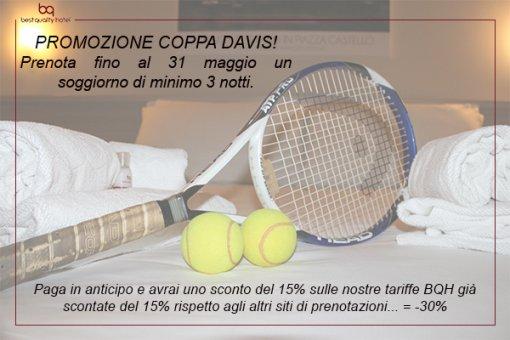 PROMO COPPA DAVIS