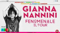 "Gianna Nannini: ""Fenomenale il Tour"""