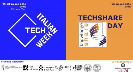 ITALIAN TECH WEEK - 25-28 GIUGNO