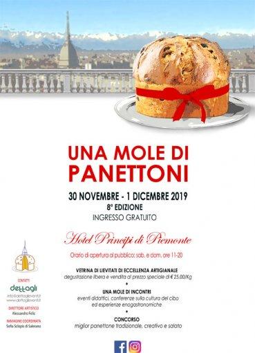 UNA MOLE DI PANETTONI Ottava edizione - Torino