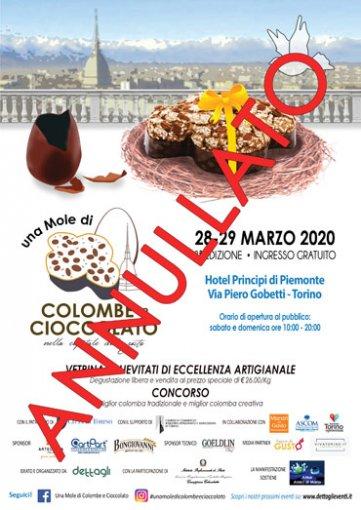 UNA MOLE DI COLOMBE E CIOCCOLATO - 3a EDIZIONE