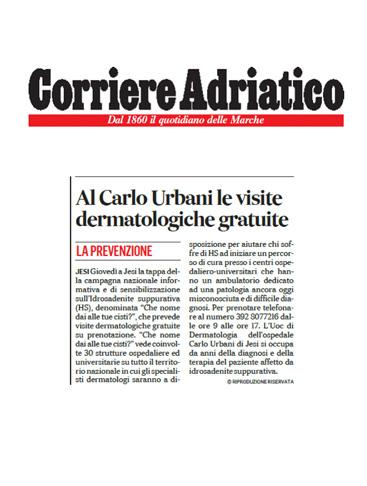 Al Carlo Urbani le visite dermatologiche gratuite