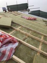 Isolamento del tetto