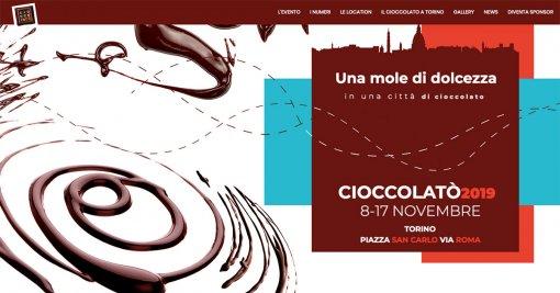 CIOCCOLATO' 2019                                                                                                                     UNA MOLE DI DOLCEZZA