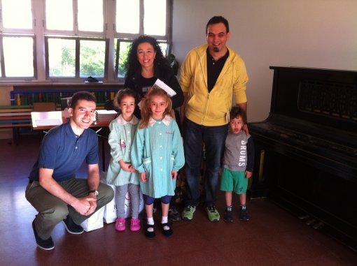 Giornate della solidarietà alla scuola materna J.J.Rousseau