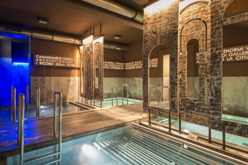 Wellness for two at QC TERME Torino