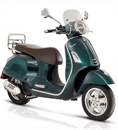NEW VESPA GTS 300 HPE ABS E4 MY 19